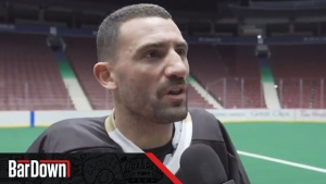 Bissonnette: Warriors tryout didn't go well; on Spittin Chiclets, Barstool Sports