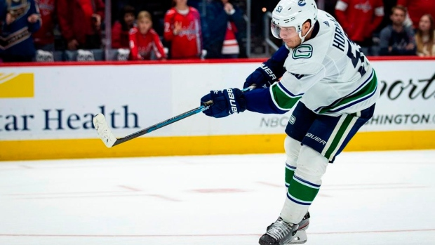 Markstrom, Canucks beat Capitals 2-1 in shootout Article Image 0