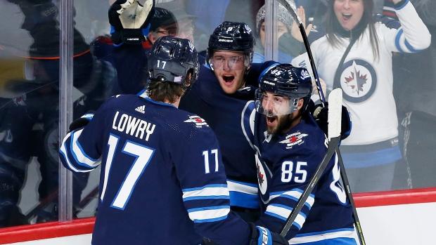 Copp S Late Goal Lifts Winnipeg Jets Over Columbus Blue Jackets Tsn Ca