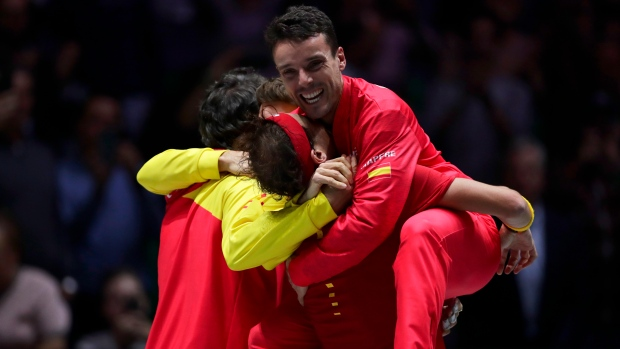 Spain ends Canada's historic run in Davis Cup final - TSN