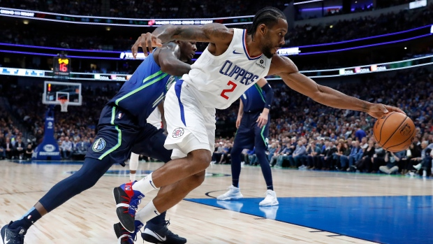 Los Angeles Clippers Ease Past Dallas Mavericks For 6th
