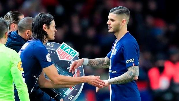 Paris Saint Germain Marksman Edinson Cavani Playing Patient Game Again After Injury Tsn Ca