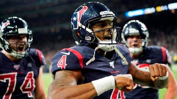 Ex-teammate: QB Watson wants to join Broncos