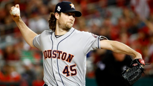 Yankees to meet with Gerrit Cole, Stephen Strasburg next