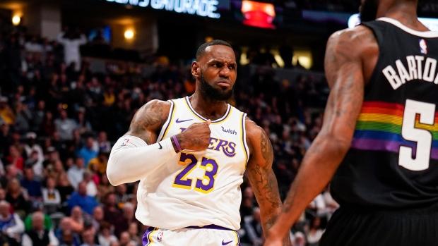 NBA罕見一幕!湖人開場籃板9-0,金塊打了6分鐘才突破「掛蛋」的尷尬!