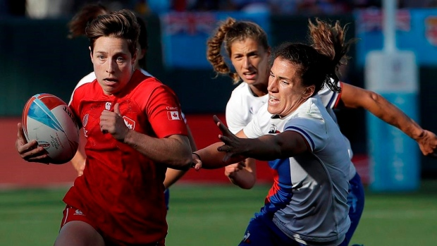 Canada women hope to bounce back at Dubai 7s after poor showing in Glendale - TSN.ca