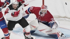 Montreal Canadiens goalie Cayden Primeau making first start against Avs Article Image 0