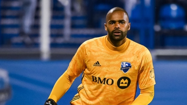 Montreal Impact strikes one-year deal with goalie Clement Diop - TSN.ca