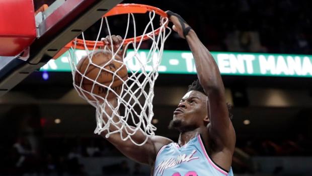 Butler砍28+11+11大三元,熱火掀翻巫師,Beal 23+8 八村塁14+6!(影)-黑特籃球-NBA新聞影音圖片分享社區