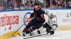 Leon Draisaitl, Alex Chiasson score early power-play goals, Oilers beat Kings 2-1 Article Image 0