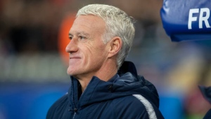 France coach Deschamps signs new contract until end of 2022