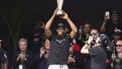 On and off the court, Kawhi Leonard had a memorable season in Toronto Article Image 0