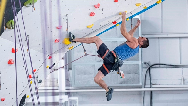 Rock climbing's Olympic debut, and its growing popularity come with challenges - TSN.ca