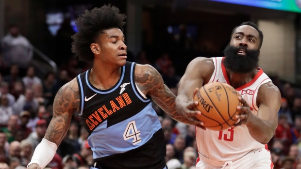 Kevin Porter Jr. James Harden