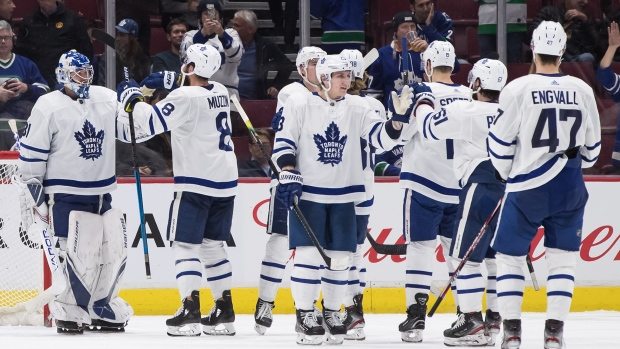 Amid strong start to road trip, Keefe juggles Maple Leafs lines - TSN.ca