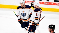 Staal, Kunin help Wild recover to beat Oilers 6-5 Article Image 0