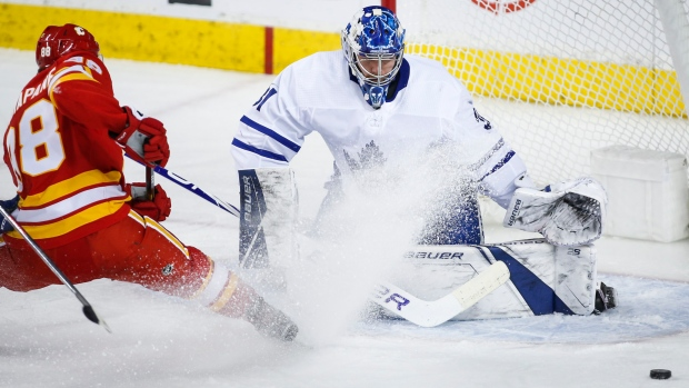 No rest in the cards for Maple Leafs goalie Andersen - TSN.ca