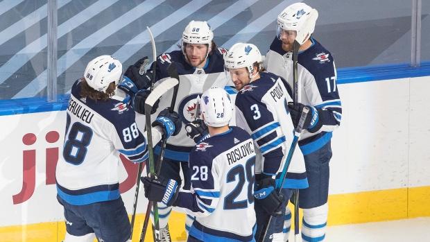Beyak So Far So Good For The Winnipeg Jets Tsn Ca