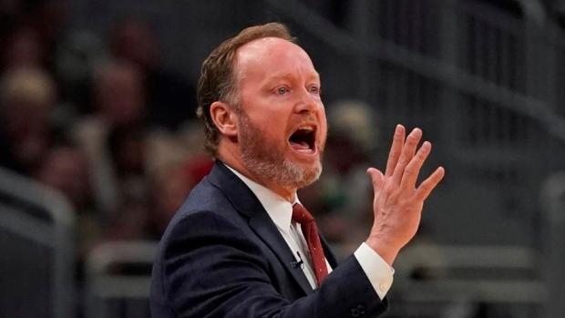 Budenholzer calls disparity in Game 1 free throws 'frustrating'