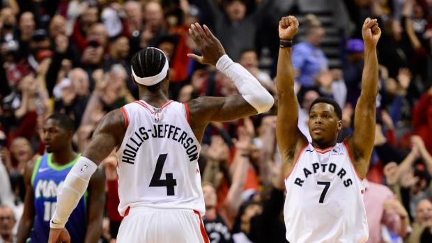 Toronto Raptors Record Biggest Comeback In Franchise History