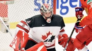 After striking turnaround, Guelph goalie Daws calmly waits for draft