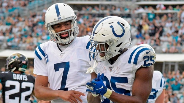 Colts GM: 'Jury is still out' on Brissett