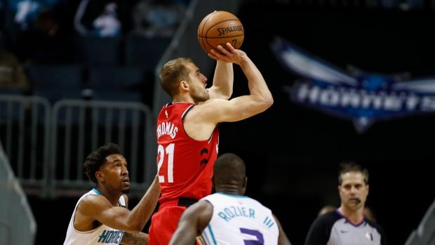 Matt Thomas establishing himself as Toronto Raptors' secret weapon - TSN.ca