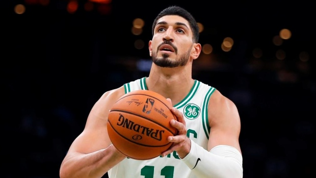 Kanter's comments cause blackout of Celtics games in China