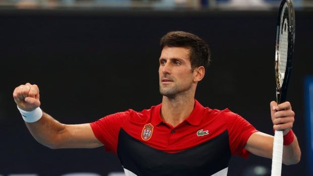 Novak Djokovic Roger Federer Rafael Nadal Propose Relief Fund For Lower Ranked Tennis Players Tsn Ca