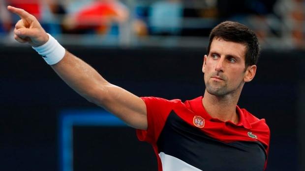 Novak Djokovic Appears To Break Confinement Rules In Spain Tsn Ca