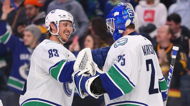 Countdown to TradeCentre: Will the first-place Vancouver Canucks be buyers? - TSN.ca