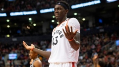 Raptors forward Pascal Siakam appreciates Canadian Gilgeous-Alexander's feat Article Image 0