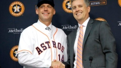 Astros look ahead after firing of Hinch and Luhnow Article Image 0
