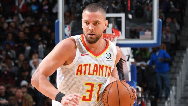 Hawks' Chandler Parsons Has Potential Career-Ending Injuries After Car Accident