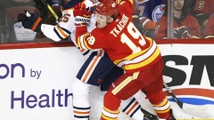 Flames' Tkachuk attempting to distance himself from feud with Kassian, Oilers Article Image 0