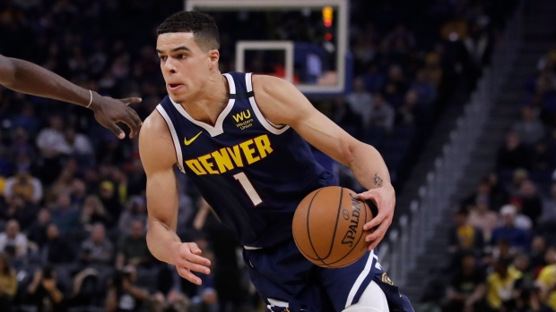 Denver Nuggets Michael  Porter Jr. stays patient as playing time ...