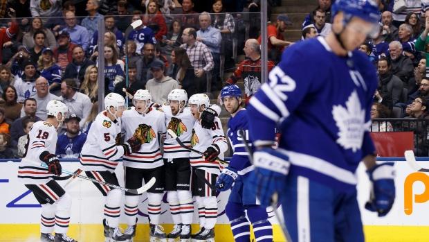 Toronto Maple Leafs receive 'reality check' before bye week - TSN.ca