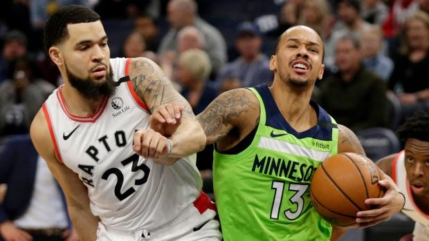Fred VanVleet scores 29 points in return as Toronto Raptors beat Minnesota Timberwolves - TSN.ca