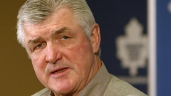 Pat Quinn, a former NHL player, coach and executive, dies after long illness Article Image 0
