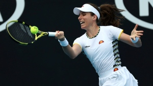 Britain's Konta out of Wimbledon because of COVID-19 contact