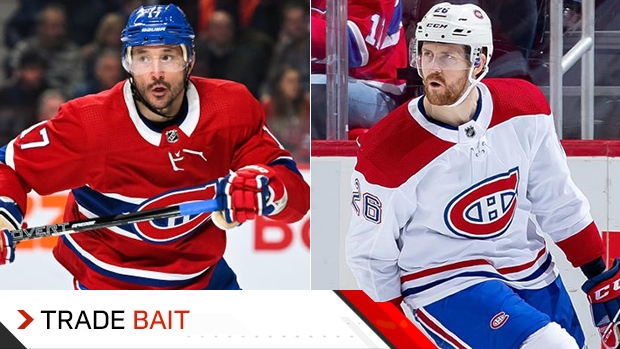 Trade Bait - Kovalchuk and Petry