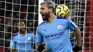 Barcelona reaches deal with Agüero