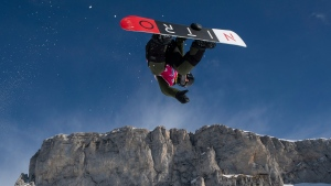 Canadian Brearley earns World Cup snowboard slopestyle silver medal