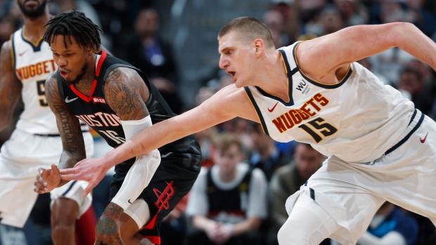 Nikola Jokic Helps Denver Nuggets Beat Houston Rockets On Sombre Day Tsn Ca