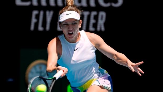 Simona Halep beats Anett Kontaveit to reach Australia Open semifinals
