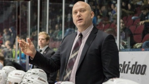 Pain and perspective: Tourigny talks lost 67's season, Rossi's potential, 2021 WJC