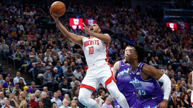 Eric Gordon gets 50, Houston Rockets top Utah Jazz minus James Harden, Russell Westbrook - TSN.ca