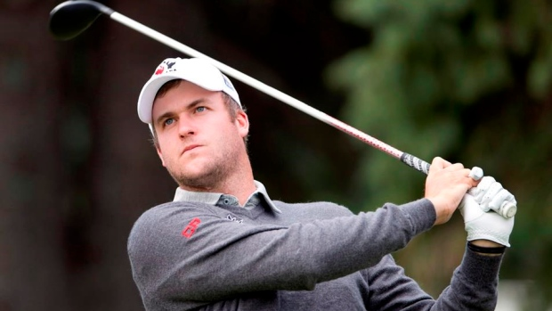 Taylor Pendrith Becomes Top Ranked Canadian On Korn Ferry Tour Tsn Ca