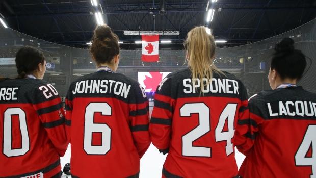 The Road to the 2020 World Women's Hockey Championship - TSN.ca