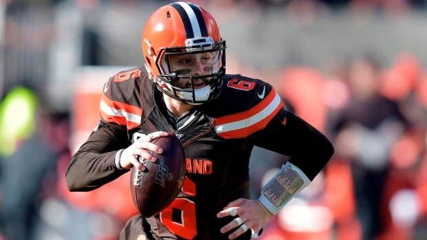 Browns QB Mayfield plans to stay quieter, ignore critics - TSN.ca
